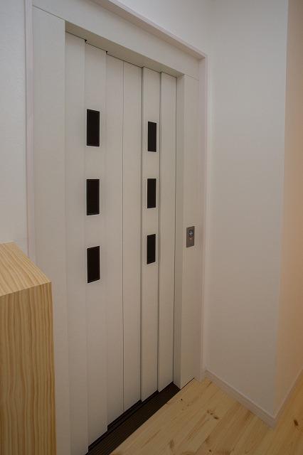 家庭用エレベーター