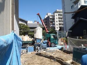 ★工事中★ 大阪市(M様邸)