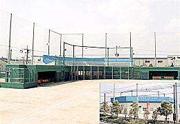 摂津市スポーツ広場 付帯設備設置工事
